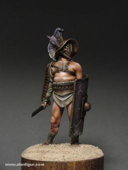 Römischer Murmillo Gladiator
