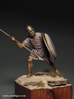 Mazedonischer Krieger 2