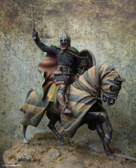 Ritter zu Pferd - Ende 12. Jh.