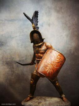 Roman Gladiator Tracian