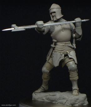 Burgundischer Ritter - 15. Jh.