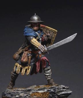 Mittelalterlicher Infanterist - 13. Jh.