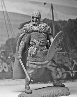 Vendelzeit-Krieger - früher Wikinger