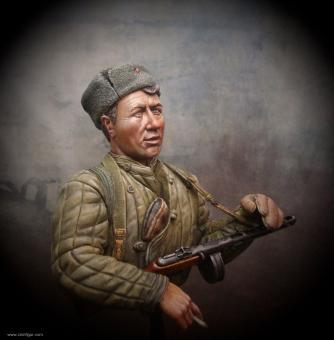 Aty Baty - Sowjetischer Korporal