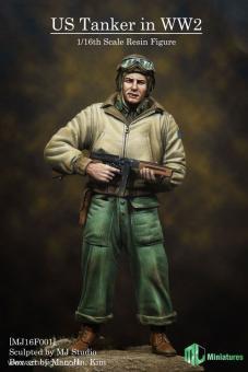US Panzersoldat - 2. Weltkrieg