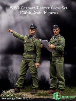 Deutsche Panzersoldaten Set