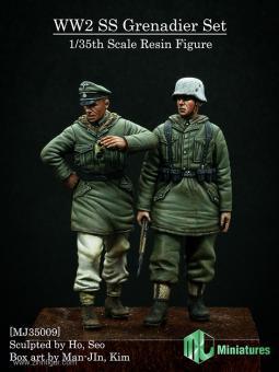 WSS Grenadiere Set