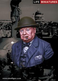 """Winston Churchill """"Never Surrender"""""""