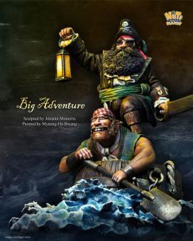 """""""Das Große Abenteuer"""" - Piraten auf See"""