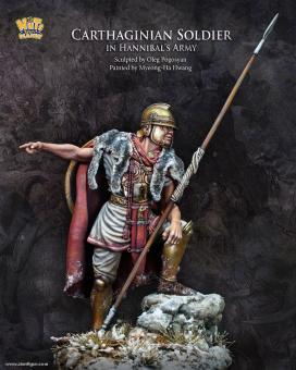 Karthagischer Soldat - Hannibals Armee