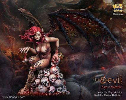Die Teufelin - Sammlerin von Menschenaugen