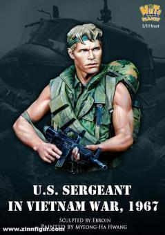 US Sergeant - Vietnamkrieg 1967