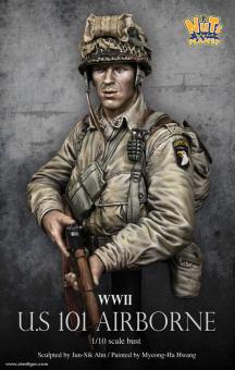 US Soldier, 101st Airborne
