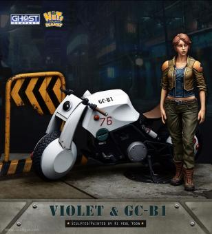 Violet with GC-B1