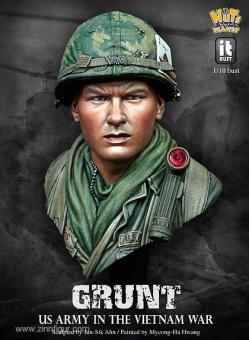 """Grunt"" - US Infanterist in Vietnam"