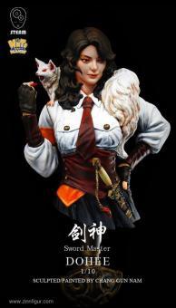 Sword Master Dohee