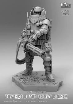 Advance Guard Heavy Gunner