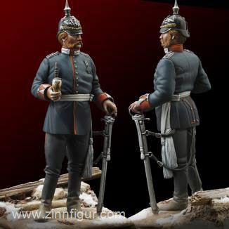 Preußischer Infanterie Offizier