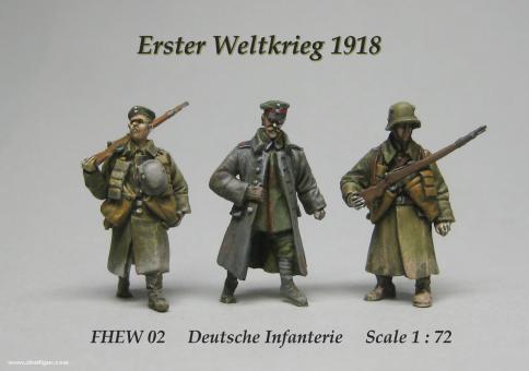 Deutsche Infanterie - 1918