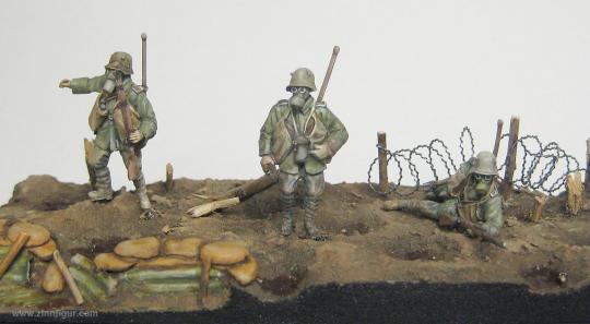 German Stormtroopers