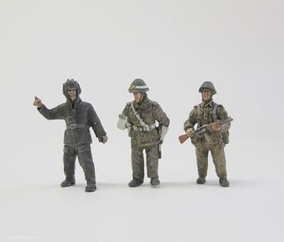 Uniforms of the NVA