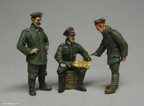 Luftwaffe Bodenpersonal 1914-18