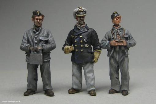Kriegsmarine U-Boat Crew