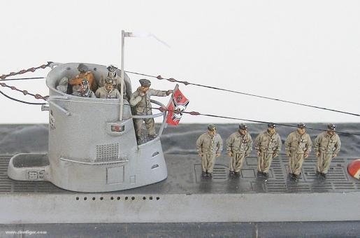 Kriegsmarine U-Boot Besatzung 1940