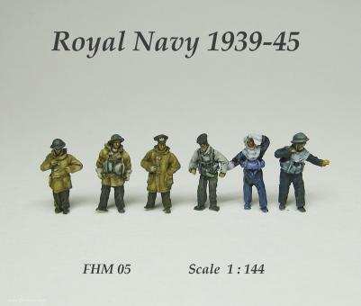 Royal Navy Seeleute - 1939-45