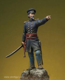 Offizier - 2. Dragoner - 1848