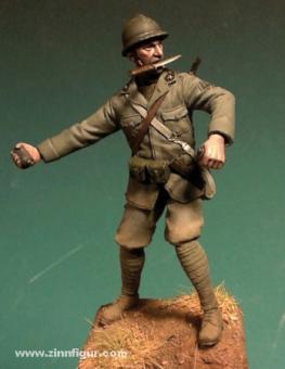 Italienischer Soldat - 1. Weltkrieg