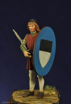 Soldat - Guardia di Piazza - Ferrara 1506
