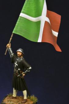 Fahnenträger - Spanische Söldner - Ferrara 1509