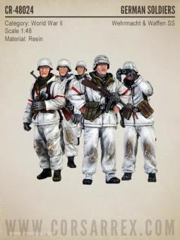 Deutsche Soldaten - Winter