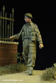 Britischer/Commonwealth Infanterist, gehend