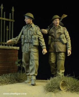 Britische/Commonwealth Infanteristen Set