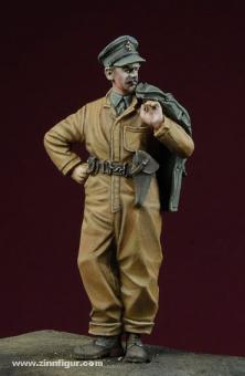 Britischer Tank Corps Sergeant WK1