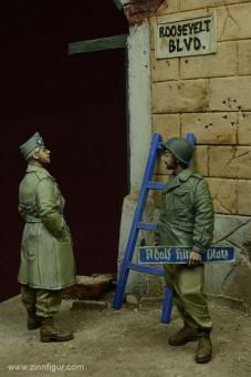 """Roosevelt Boulevard"" - US Soldaten - Deutschland 1945"