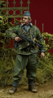 """Soldat """"Division Hermann Göring"""" - 1943-45"""