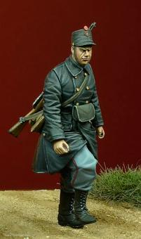 Belgischer Infanterist - 1914-15