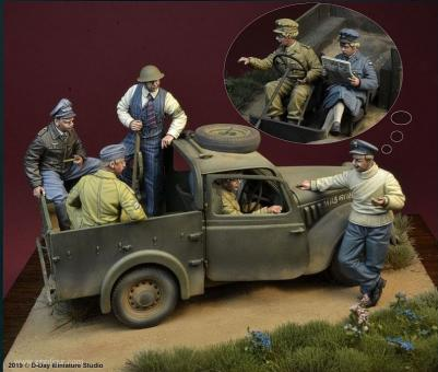 """""""I shot'em down!"""" - Battle of Britain 1940"""