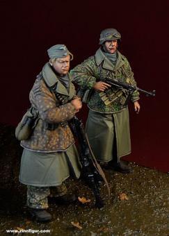 WSS Soldaten Set - Ardennen 1944
