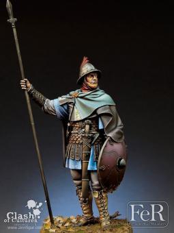 Karolingischer Kavallerist - um 850