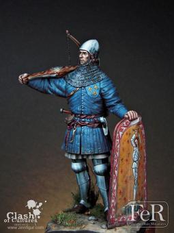 Französischer Armbrustschütze - Formigny 1450