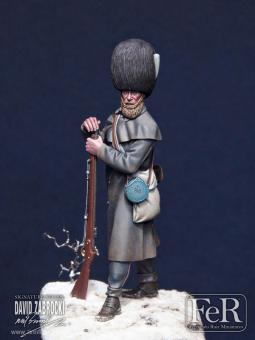 Soldat der Grenadier Guards bei Inkerman - 1854