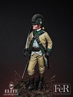 Soldat - Lee's Legion 1782