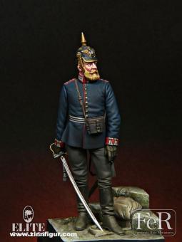 Preußischer Garde-Hauptmann - 1870