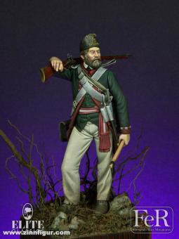 Sergeant - Butler's Rangers - 1779