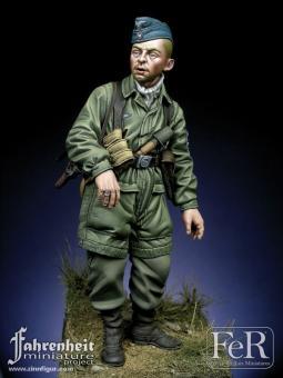 Fallschirmjäger Soldat - Unternehmen Merkur 1941