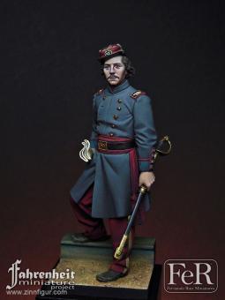 Colonel Elmer Ephraim Ellsworth - 1861